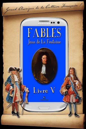 Livre V Fables