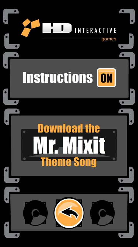 MrMixit - screenshot