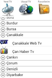 Hedef Yerel TV - screenshot thumbnail