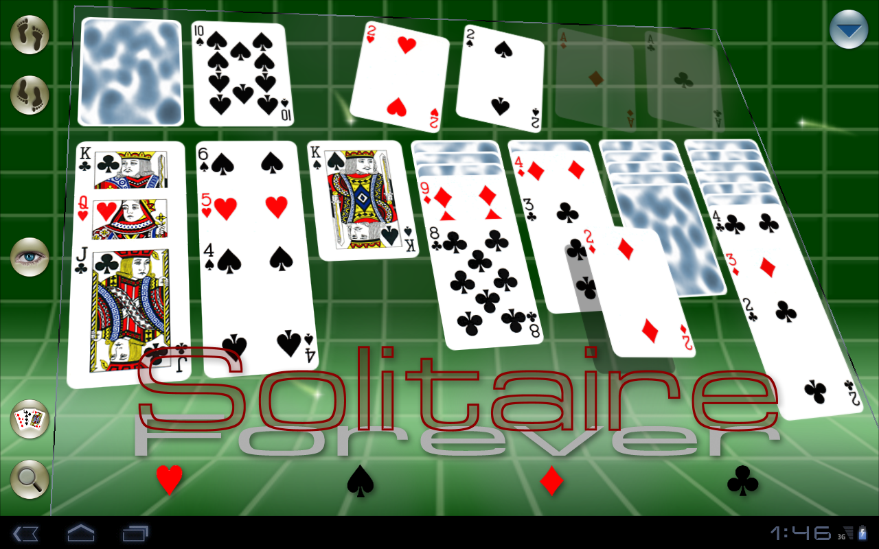Solitaire Forever- screenshot