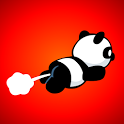 Farting Panda - Farting action icon