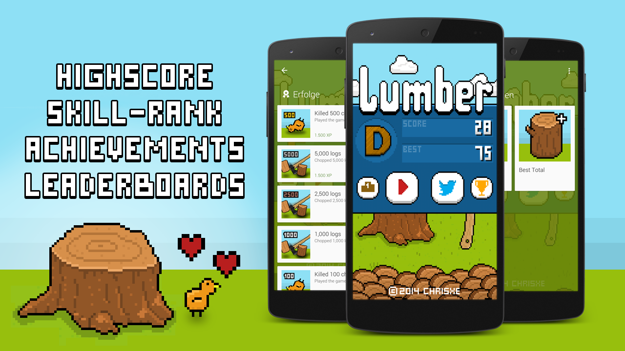 Lumber- screenshot