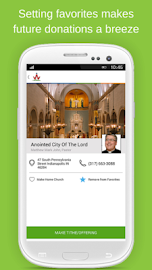 Givelify Mobile Giving App Screenshot 3