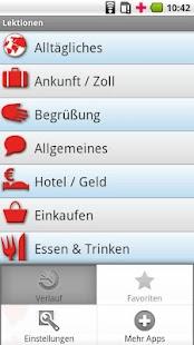 iSayHello German - Bavarian- screenshot thumbnail