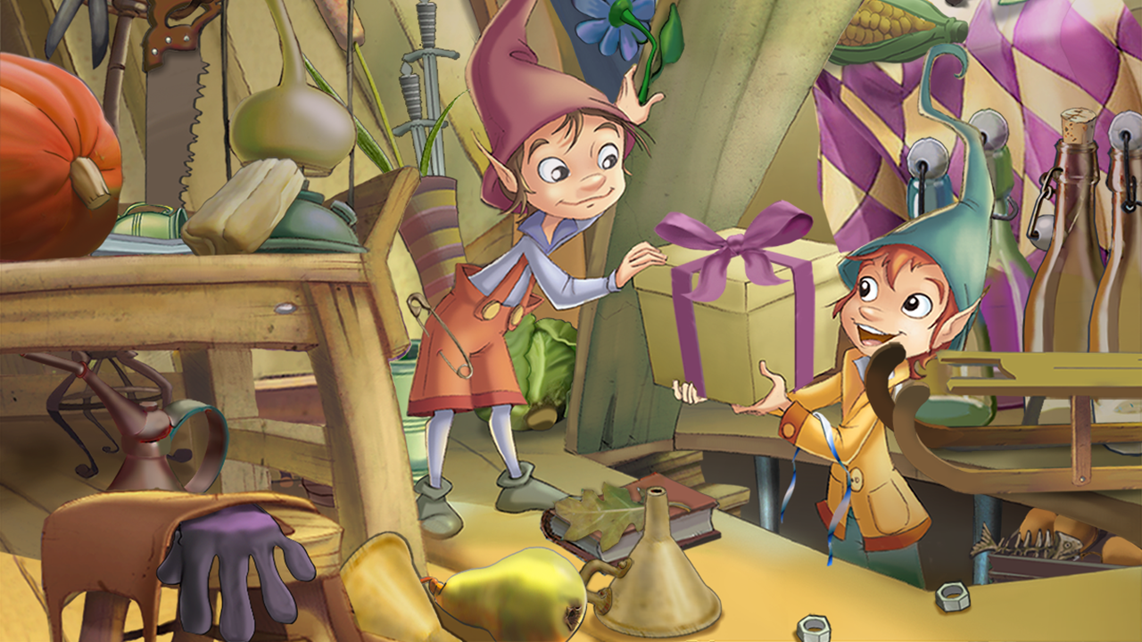 Hidden Object Shoemaker Elves Android Apps On Google Play