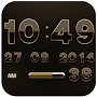 Digi Clock Widget Lord APK icon
