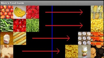 Screenshot of Food Guide Slide Lite