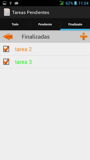 【免費生產應用App】Tareas Pendientes-APP點子