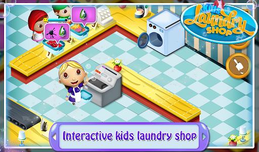 Kids Laundry Shop v1.1