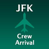 JFK Crew Arrival AA