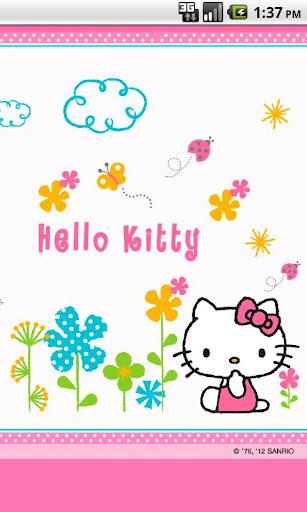 Hello Kitty My Sweet Garden
