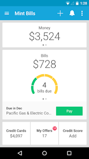 Mint Bills: Bill Pay & Money - screenshot thumbnail
