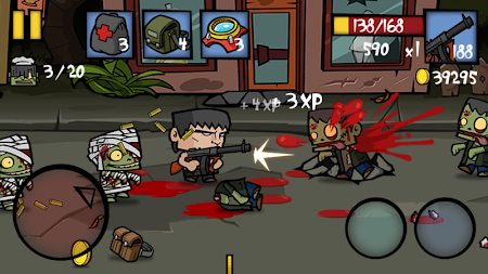 Zombie Age 2 1.1.5 screenshot 8955