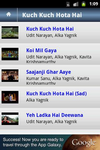 Shahrukh Khan Video Songs - screenshot