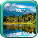 5D Nature Live Wallpaper Pro icon