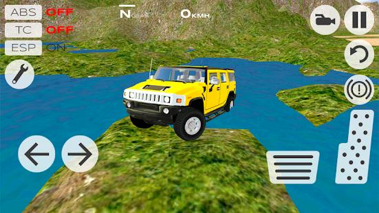 Extreme Rally 4x4 Simulator 3D 賽車遊戲 App-愛順發玩APP