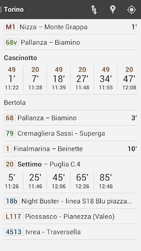 Transit Torino
