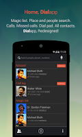 Screenshot of Dialapp : Kitkat Dialer