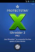Screenshot of iShredder 3 PRO