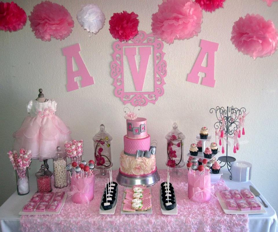DIY Party Decorations Ideas- screenshot