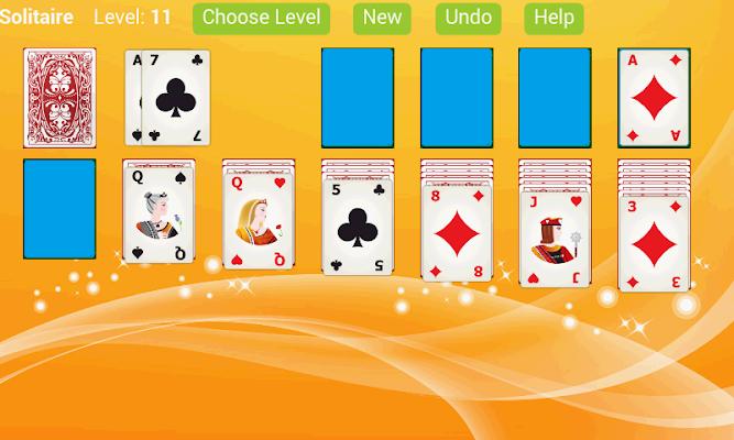 Klondike Solitaire X - screenshot