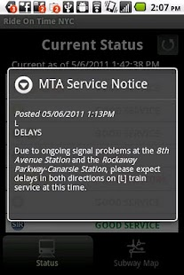 Ride On Time NYC - screenshot thumbnail