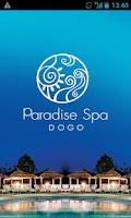 Screenshot of Paradise Spa