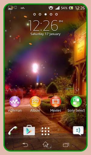 【免費個人化App】Scenery Live Wallpaper-APP點子