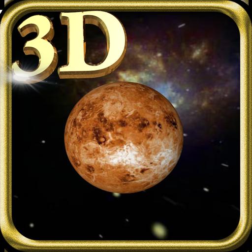 3D Venus Live Wallpaper LOGO-APP點子