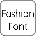 Fashion Fonts For FlipFont® icon