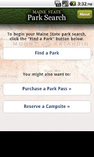 ParkSearch - screenshot thumbnail