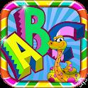 Coloring Games : Alphabet icon