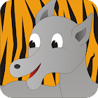 Donkey Story and Activity book icon
