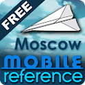 Moscow – FREE Guide & Map logo