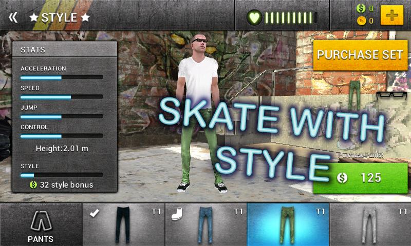 Boardtastic Skateboarding- screenshot