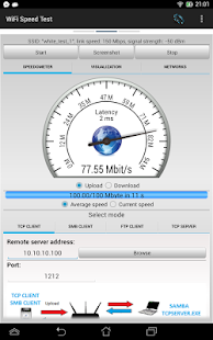 WiFi Speed Test- screenshot thumbnail