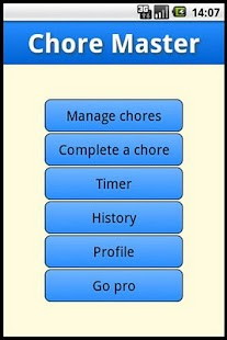 Chore Master - screenshot thumbnail