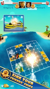 BattleFriends at Sea - screenshot thumbnail
