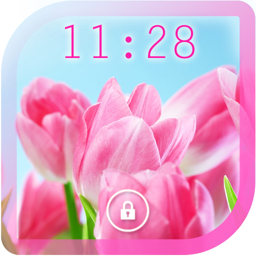 Springs Flowers Tulips HQ LWP LOGO-APP點子