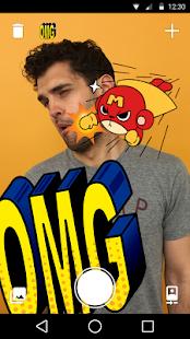 Stickered for Messenger Screenshot 2