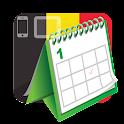 Belgium Holidays (NL) icon