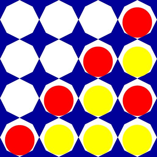 Connect 4 Classic 棋類遊戲 App LOGO-硬是要APP
