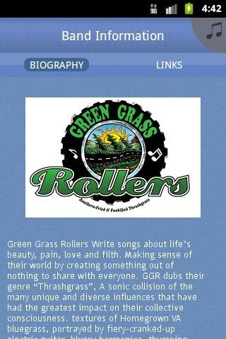 Green Grass Rollers - screenshot