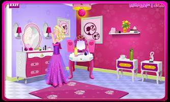 Screenshot of Princess Cleaning Room