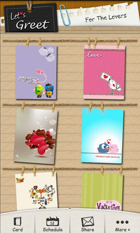 Let's Greet - Greeting Card- screenshot