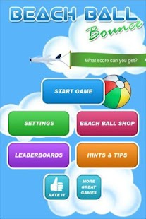 Beach Ball Bounce- screenshot thumbnail