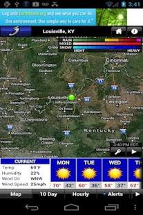 WAVE 3 Louisville Weather - screenshot thumbnail