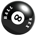 Sex positions 8 ball kamasutra logo