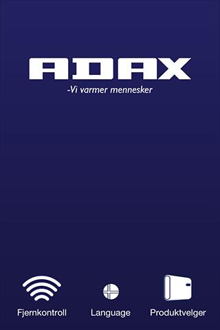 ADAX - screenshot