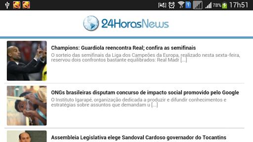 24 Horas News - Mato Grosso